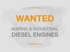 DIESEL ENGINES WANTED - ID:102767